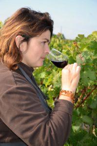 Caroline Fleur Balestre, oenologue
