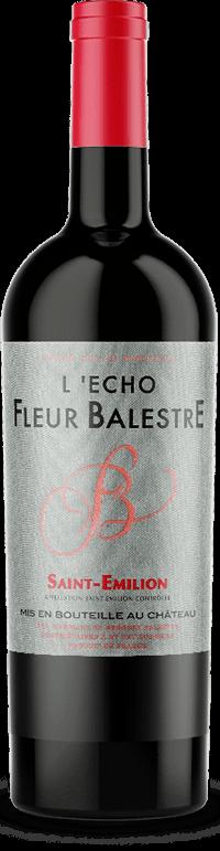 L'Echo de Fleur Balestre, Saint Emilion